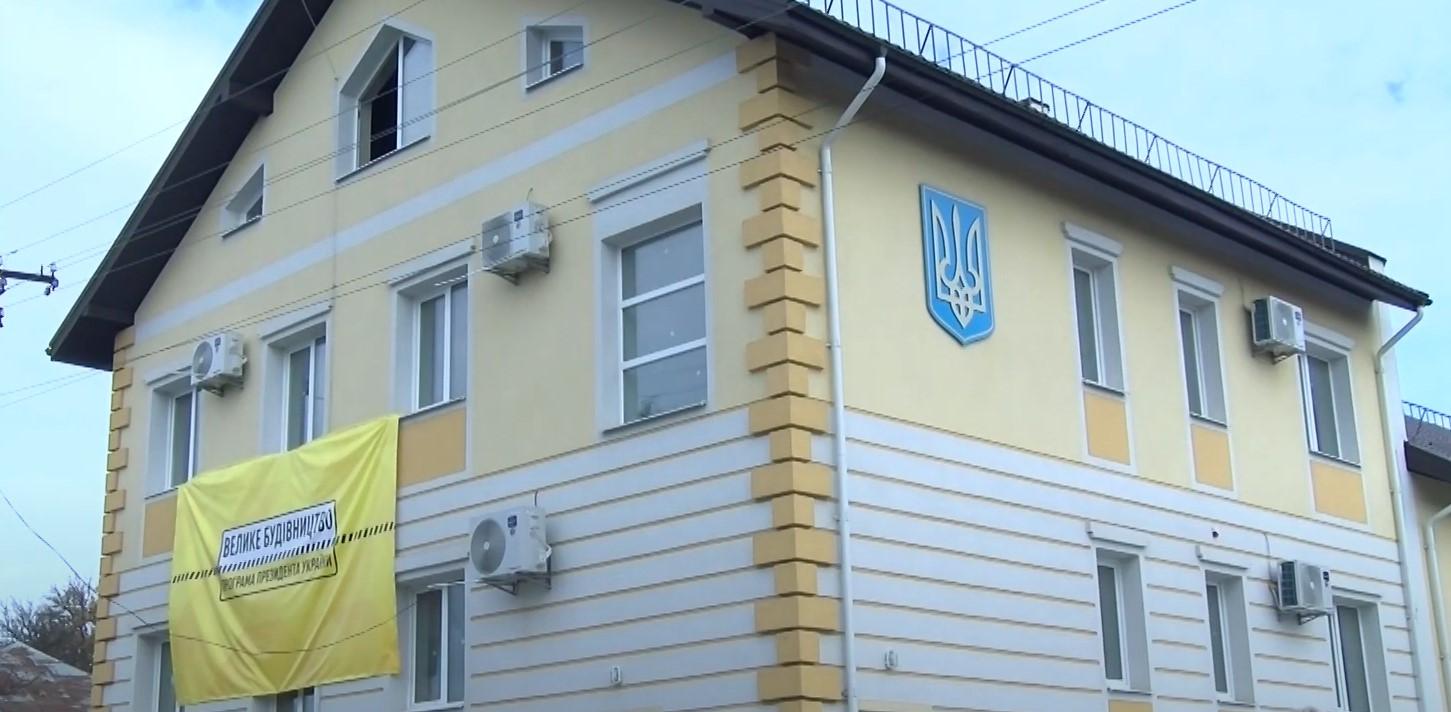 У Пшеничниках Тисменицької громади споруджують народний дім. Відео